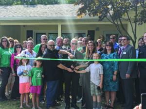 Medina County Recovery Ribbon Cutting