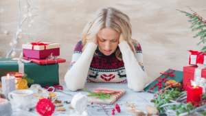 tips for mental health through the holidays